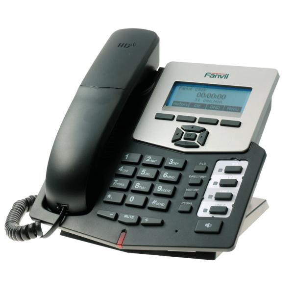 Fanvil C58P & C62P IP Phone Logo 製作