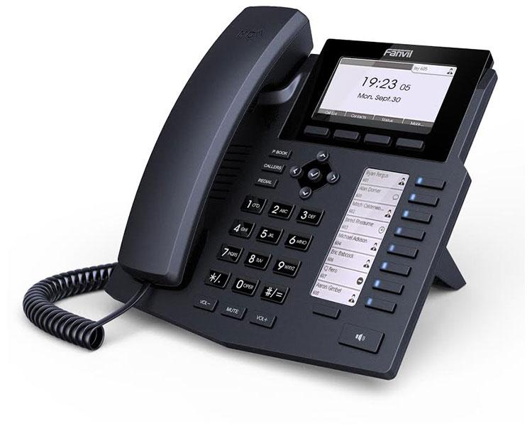 Fanvil X5 IP Phone  (coming soon)