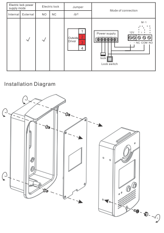 i20t-install-3 - Fanvil Hong Kong - Hong Kong Distributor - 香港代理