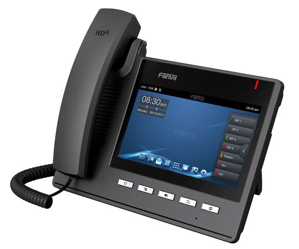 Fanvil C400 Android Phone « Fanvil IP Phone | Fanvil 網絡電話
