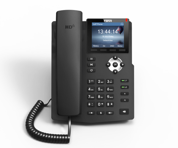 1 1 Fanvil X3G Gigabit POE HD Voice IP Phone