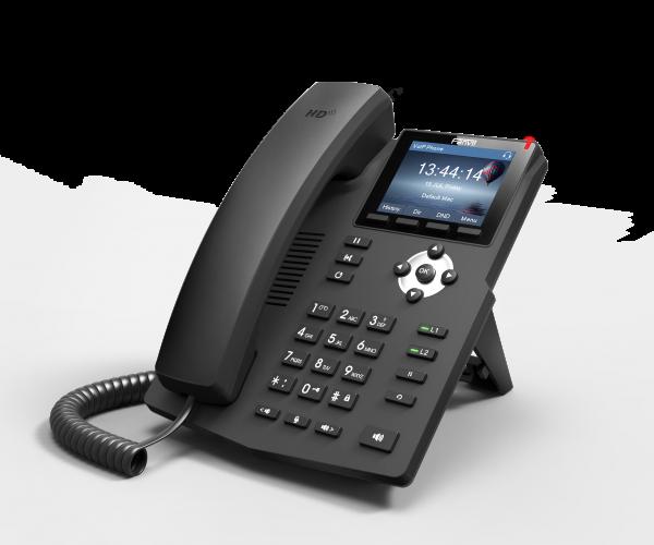 3 1 Fanvil X3G Gigabit POE HD Voice IP Phone