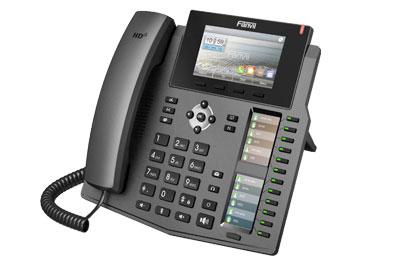 Fanvil announced New X6 IP Phone