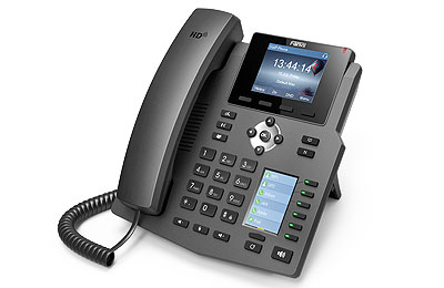 Fanvil announced New X5S IP Phone
