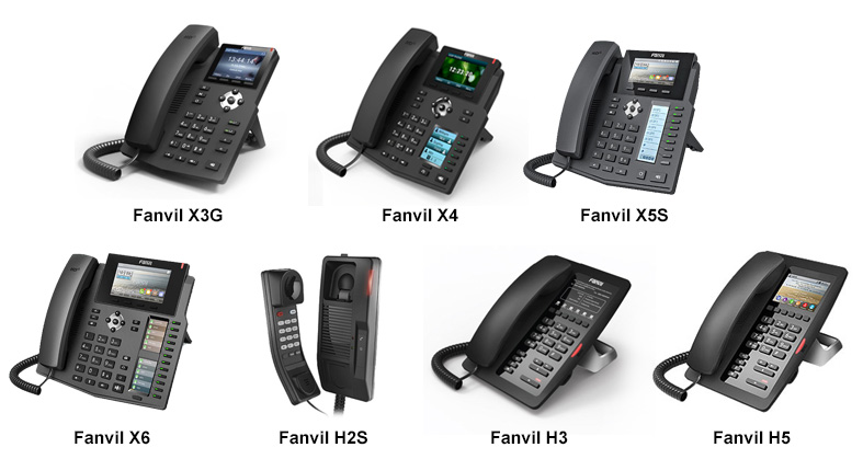 How to factory reset a Fanvil X and H series