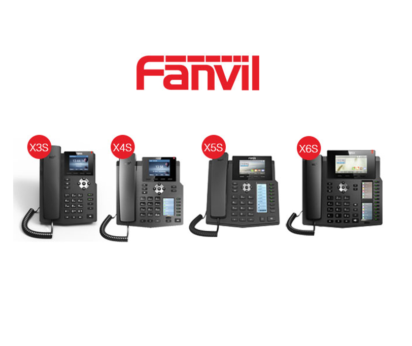 Fanvil X Series IP Phone: That is All Simply you need
